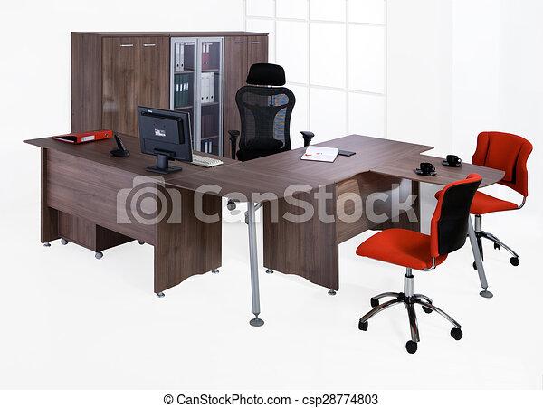 オフィス家具 - csp28774803