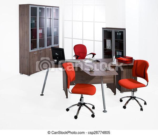 オフィス家具 - csp28774805