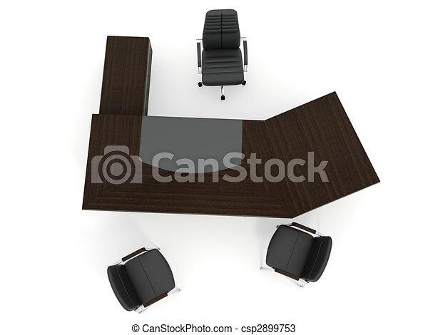 オフィス家具 - csp2899753