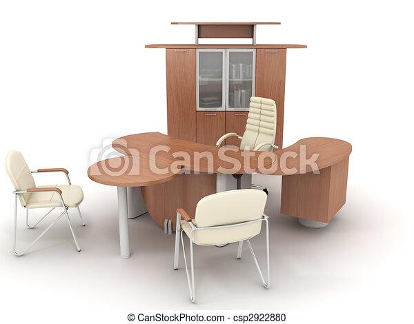 オフィス家具 - csp2922880