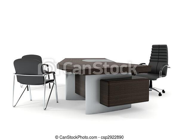 オフィス家具 - csp2922890