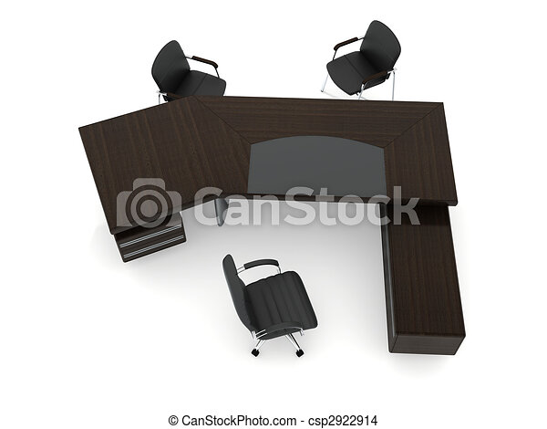 オフィス家具 - csp2922914