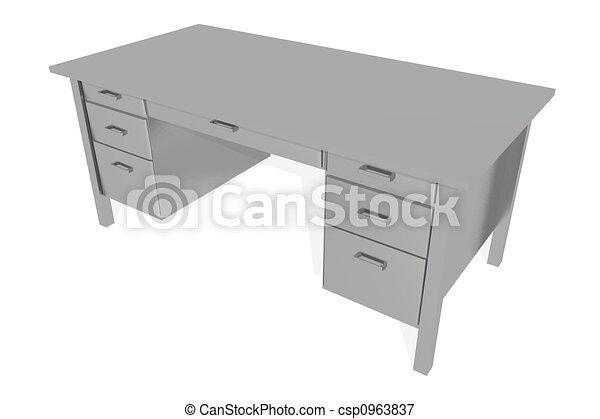 オフィス机 - csp0963837