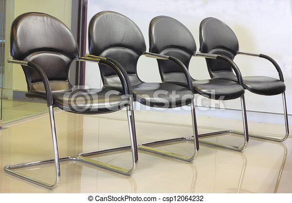 オフィス椅子 - csp12064232