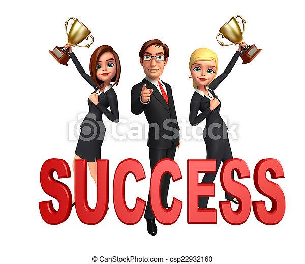 オフィス。, グループ, ビジネス 人々 - csp22932160