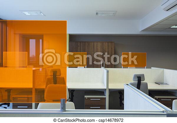 オフィス - csp14678972