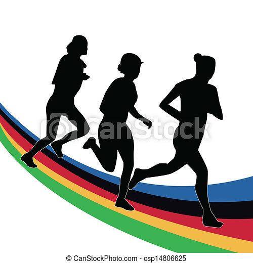 オリンピック大会 - csp14806625