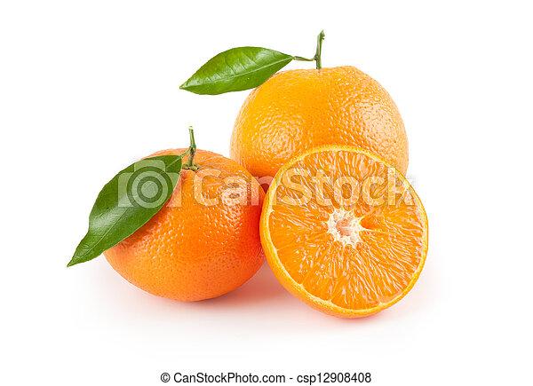 オレンジ - csp12908408