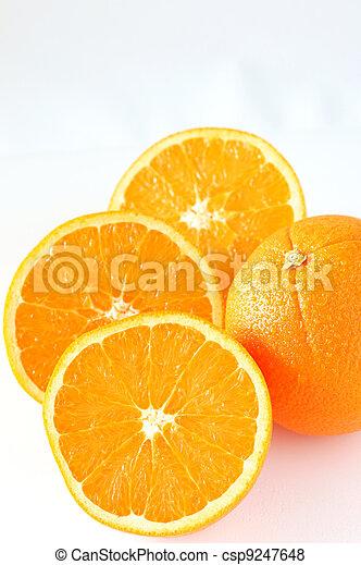 オレンジ - csp9247648