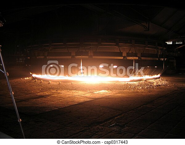 オーブン, 製錬 - csp0317443
