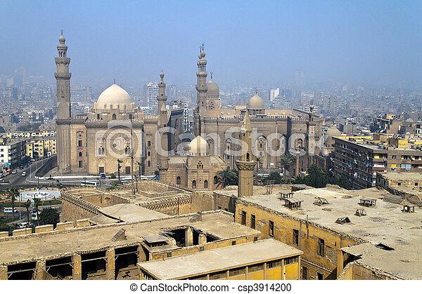 カイロ, エジプト - csp3914200