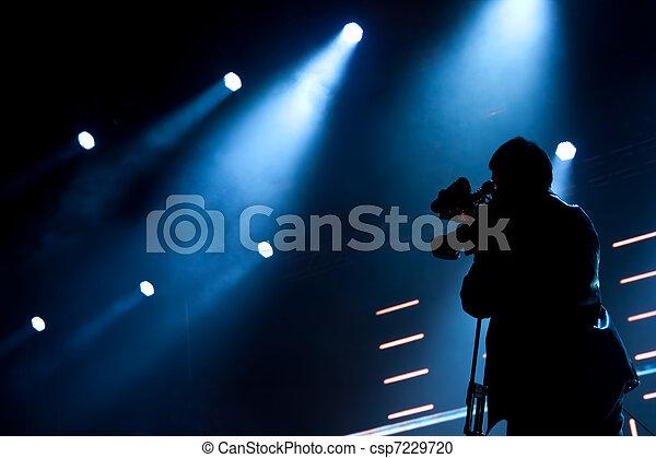 カメラマン - csp7229720