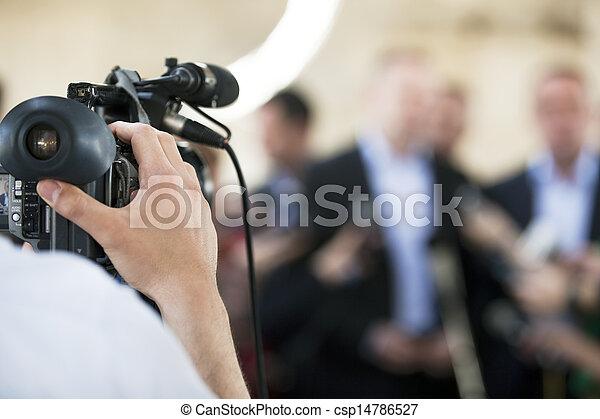 カメラ, ビデオ - csp14786527