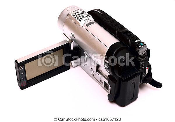 カメラ, ビデオ - csp1657128
