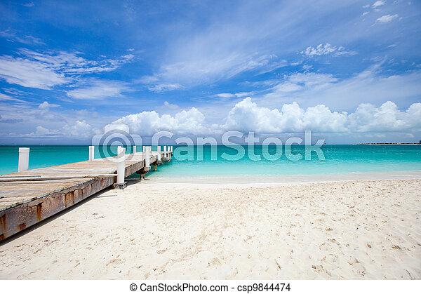 カリブ海 - csp9844474