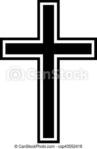キリスト教徒, 交差点 - csp43552418