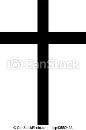 キリスト教徒, 薄くなりなさい, 交差点 - csp43552433