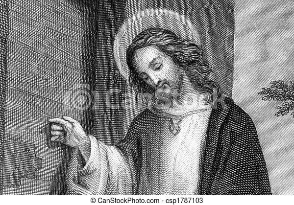 キリスト, イエス・キリスト - csp1787103