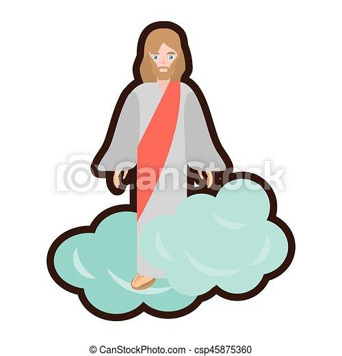 キリスト イメージ イエスキリスト 線 キリスト教 10 キリスト