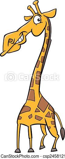キリン 漫画 イラスト 動物 面白い イラスト キリン 動物 野生 漫画
