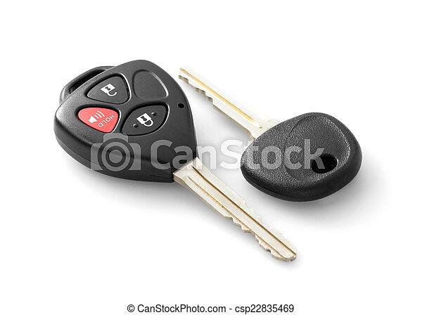 キー, 自動車 - csp22835469
