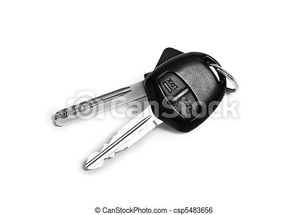 キー, 自動車 - csp5483656