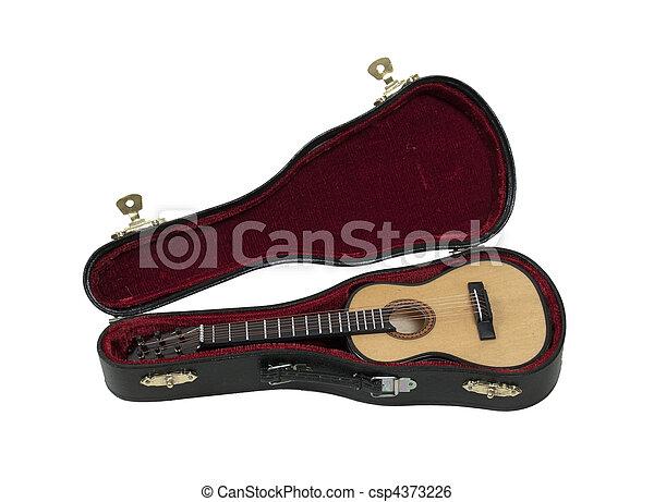 ギターの症例 - csp4373226