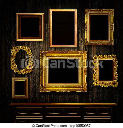 ギャラリー, ディスプレイ - csp10550957