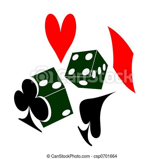 ギャンブル - csp0701664