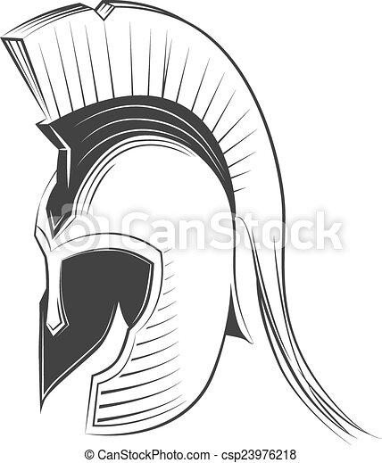 ギリシャ語, ヘルメット - csp23976218