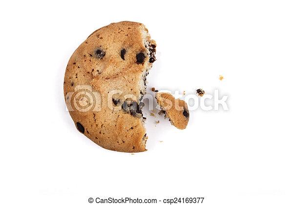 クッキー, 半分 - csp24169377