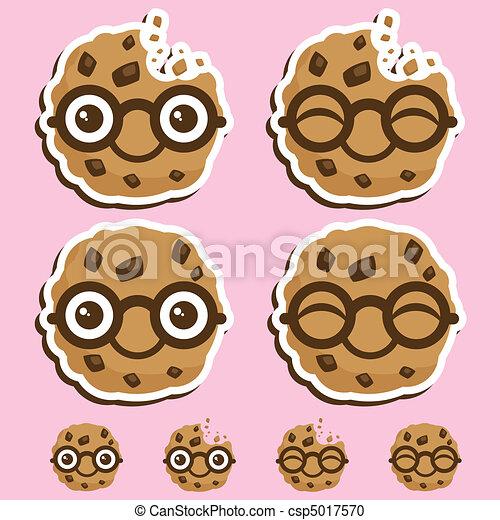 クッキー, 痛みなさい - csp5017570