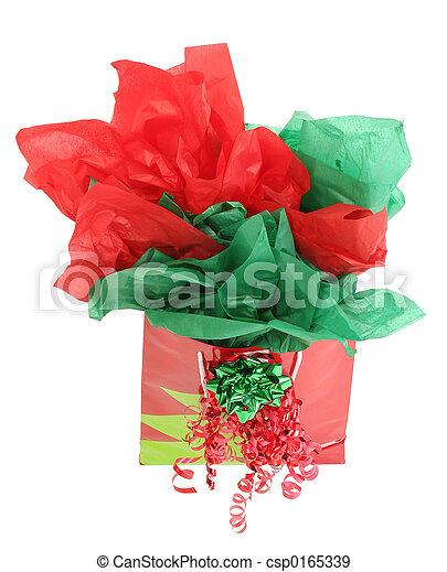 クリスマスの ギフト - csp0165339