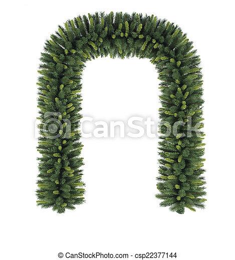 クリスマスの 装飾 - csp22377144