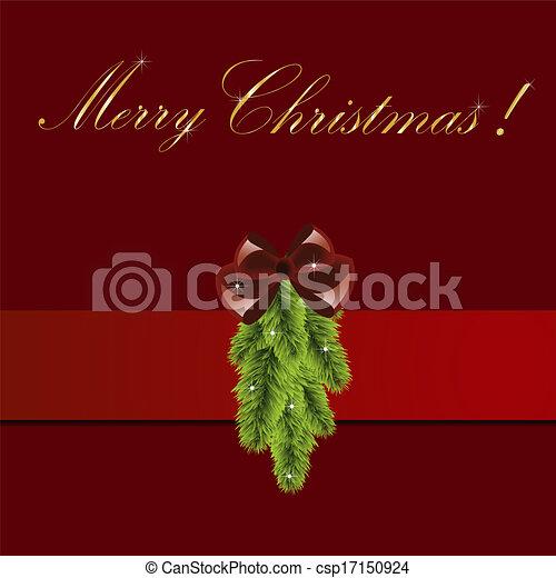 クリスマスカード - csp17150924