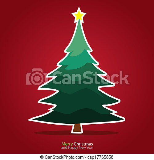 クリスマスカード - csp17765858