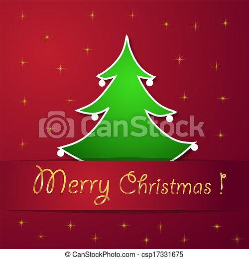 クリスマスカード - csp17331675