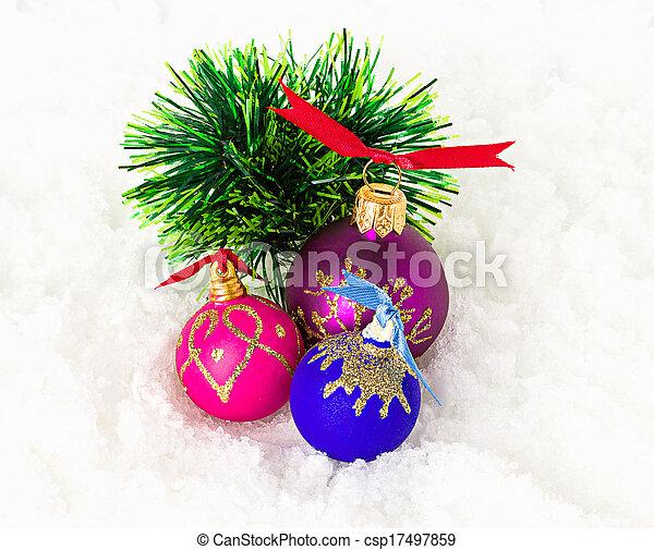 クリスマス - csp17497859