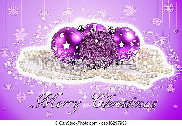 クリスマス - csp16297936