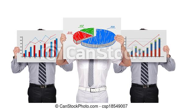 グラフ, ビジネス - csp18549007