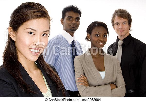 グループ, ビジネス - csp0262904