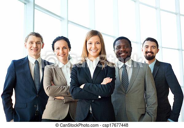 グループ, ビジネス - csp17677448