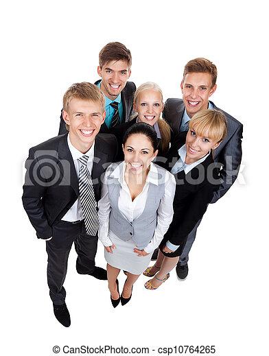 グループ, ビジネス 人々 - csp10764265