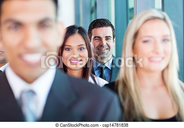 グループ, ビジネス 人々 - csp14781838