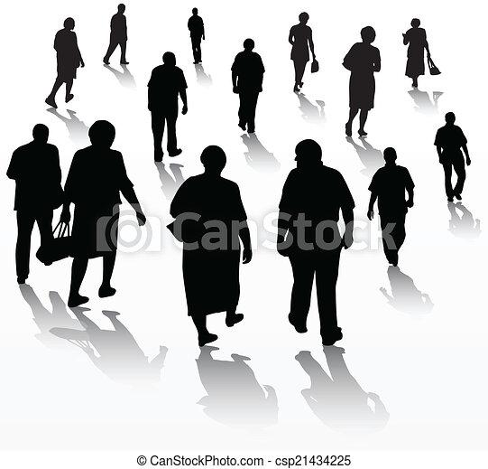 グループ, 人々 - csp21434225