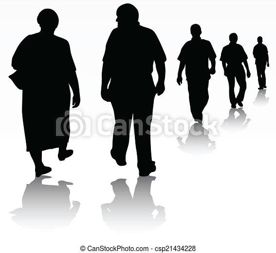 グループ, 人々 - csp21434228