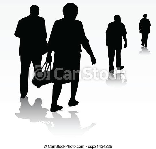 グループ, 人々 - csp21434229