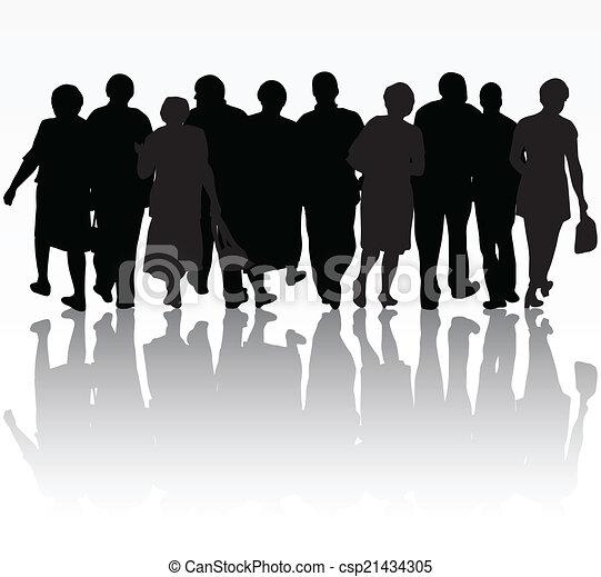 グループ, 人々 - csp21434305