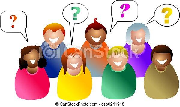 グループ, 質問 - csp0241918