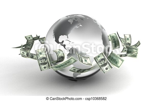 グローバルなビジネス - csp10368582